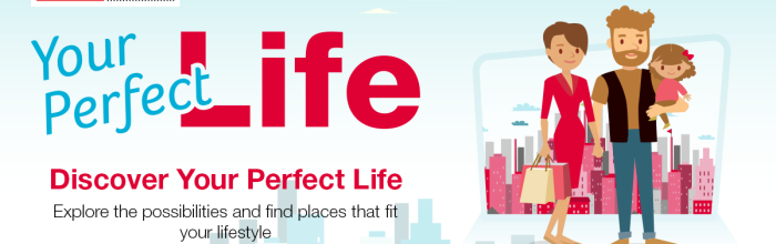"Let us help you find ""Your Perfect Life"""